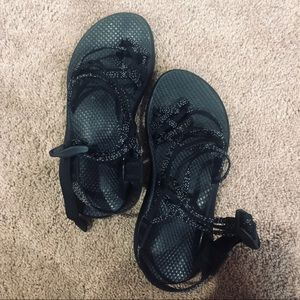 Black Women's Chacos, Size 6